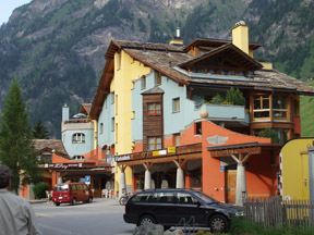 Village of Vals